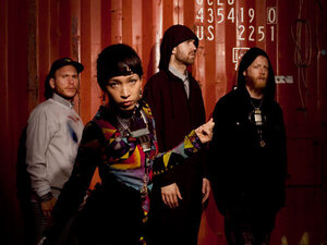 """In """"NightLight,"""" Little Dragon makes pop music for people who think they hate pop music."""