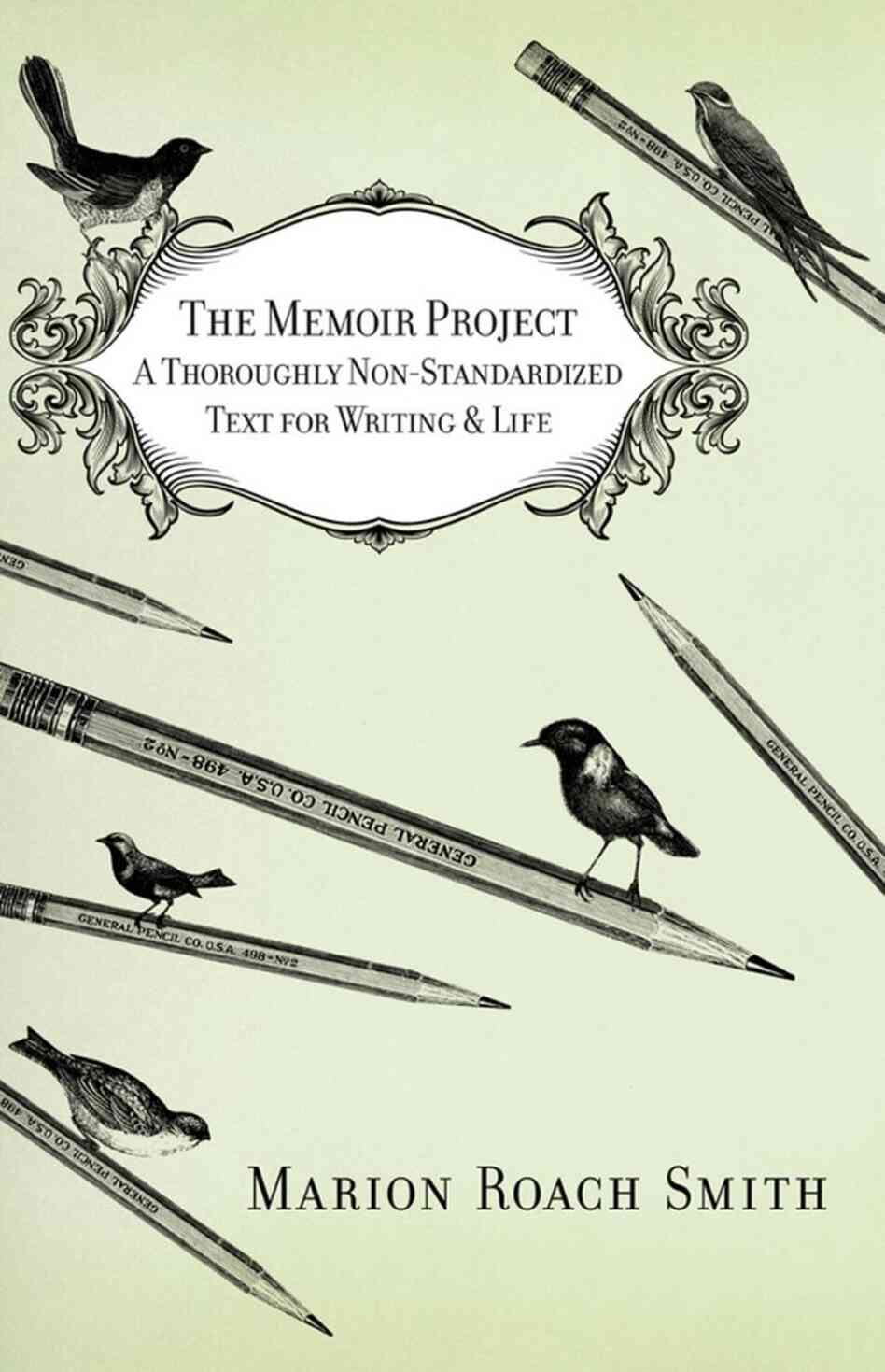 Cover of 'The Memoir Project'