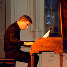 Fortepianist Kristian Bezuidenhout at the Savannah Music Festival 2011.