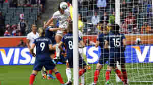 U.S. Beats France To Reach World Cup Final