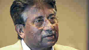 Former Pakistani President Pervez Musharraf.