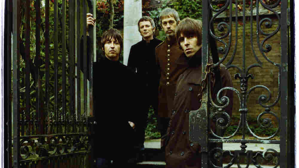 Beady Eye perform live on today's World Cafe.