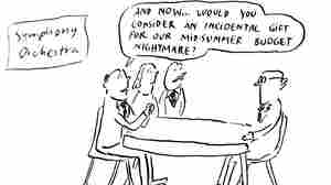 Symphonies adopt new programmatic-based fundraising.