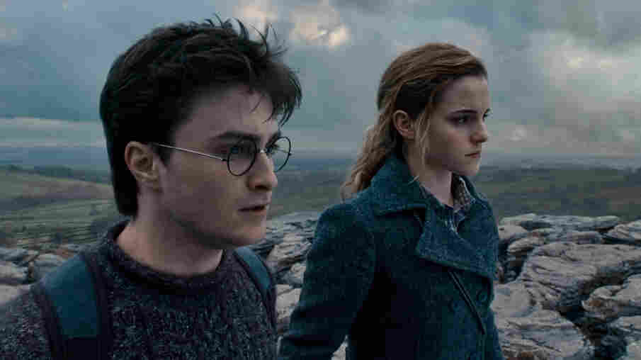 What's Next? Harry Potter (Daniel Radcliffe, left) and Hermione Granger (Emma Watson) will soon discover that finding Horcruxes isn't half as demanding or soul-sucking as finding a job.