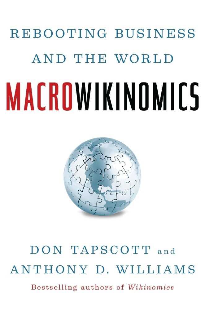 Cover of 'Macrowikinomics'