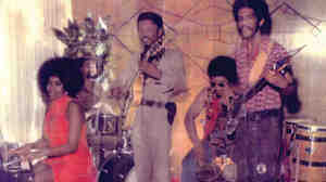 Soul group The Nu Page was one of the few artists who released music on MoWest in its brief history.
