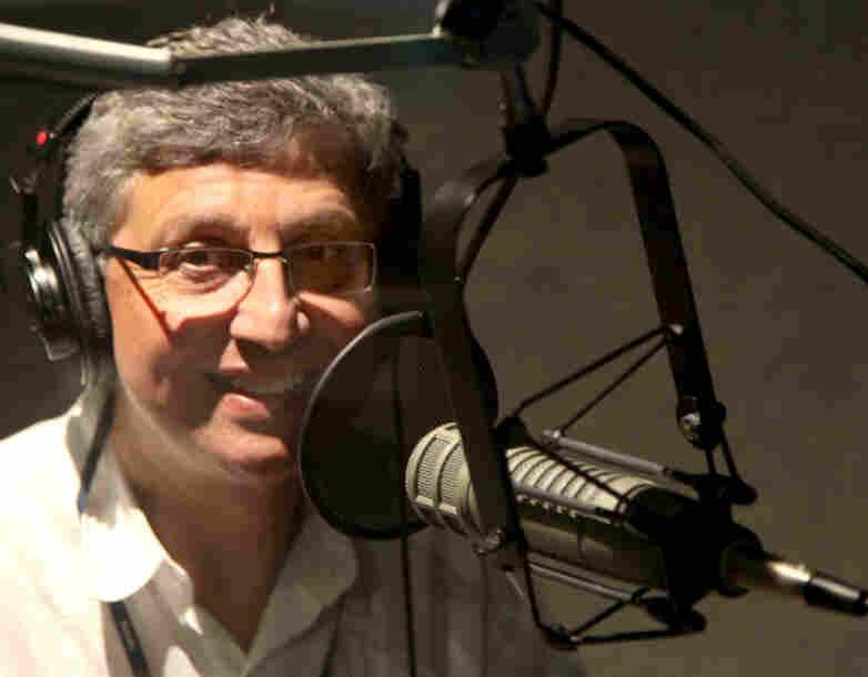 Edward Schumacher-Matos at NPR in Washington, D.C.
