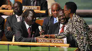South Sudan Joins U.N.; Mass Graves Seen In Sudan