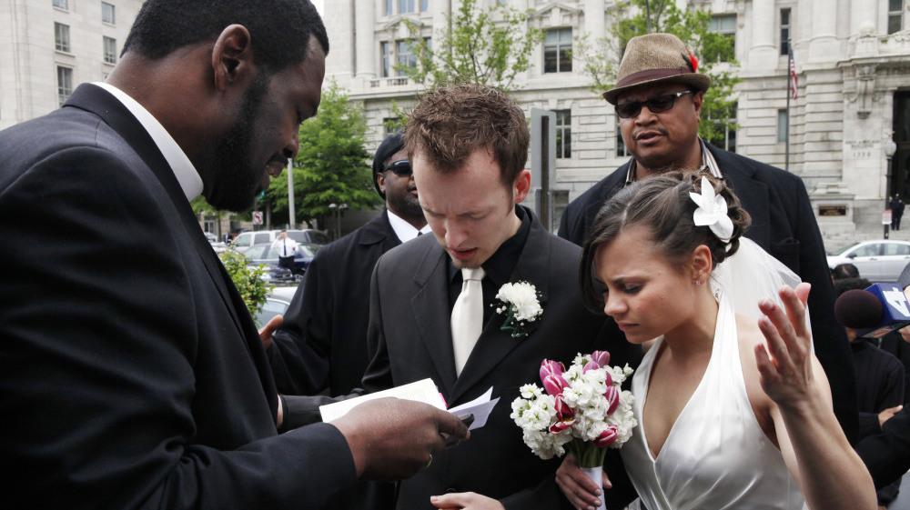 Men bound gagged feminized by women