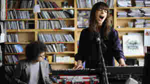 CALLmeKAT: Tiny Desk Concert