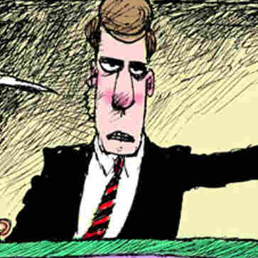 Double Take 'Toons: News  Corpse?
