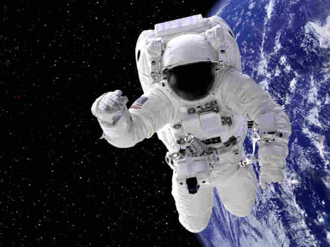 Musical wake-up calls have long been part of the space program — but some astronauts also take it upon themselves to make their own music.