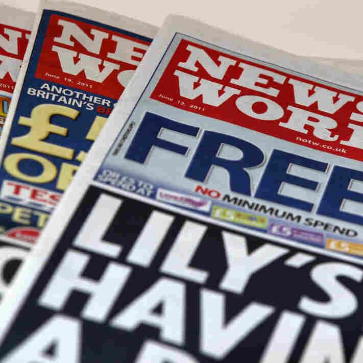 'We Are Sorry' Rupert Murdoch Tells Readers In U.K.