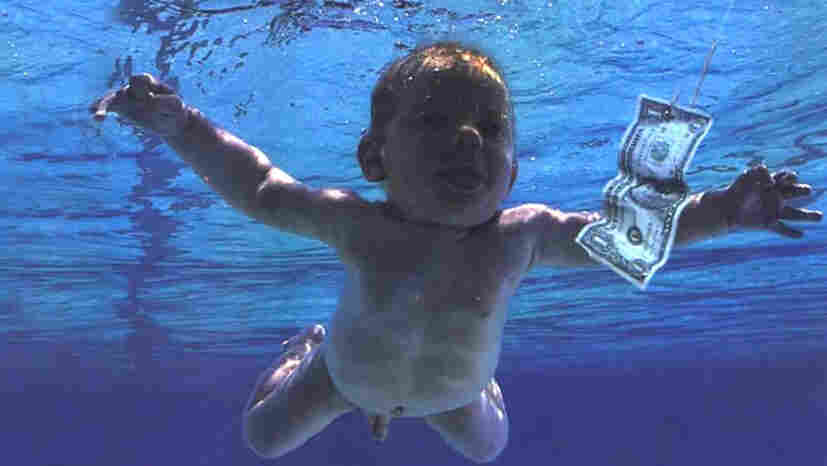 Nevermind cover