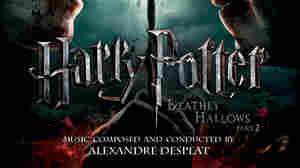 Alexandre Desplat's score to 'Harry Potter and the Deathly Hallows Part II.'