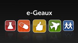 e-Geaux icons