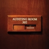 The Auditing Room