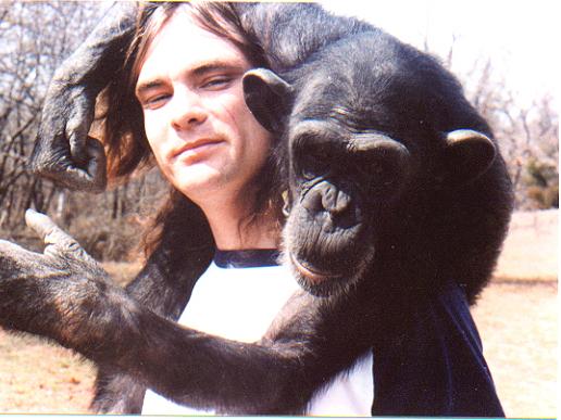 Chimp human sex opinion you