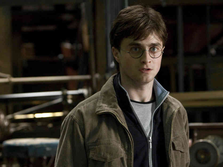 """Harry Potter"" is able to hide himself. Cornell researchers say they've been able to hide time."