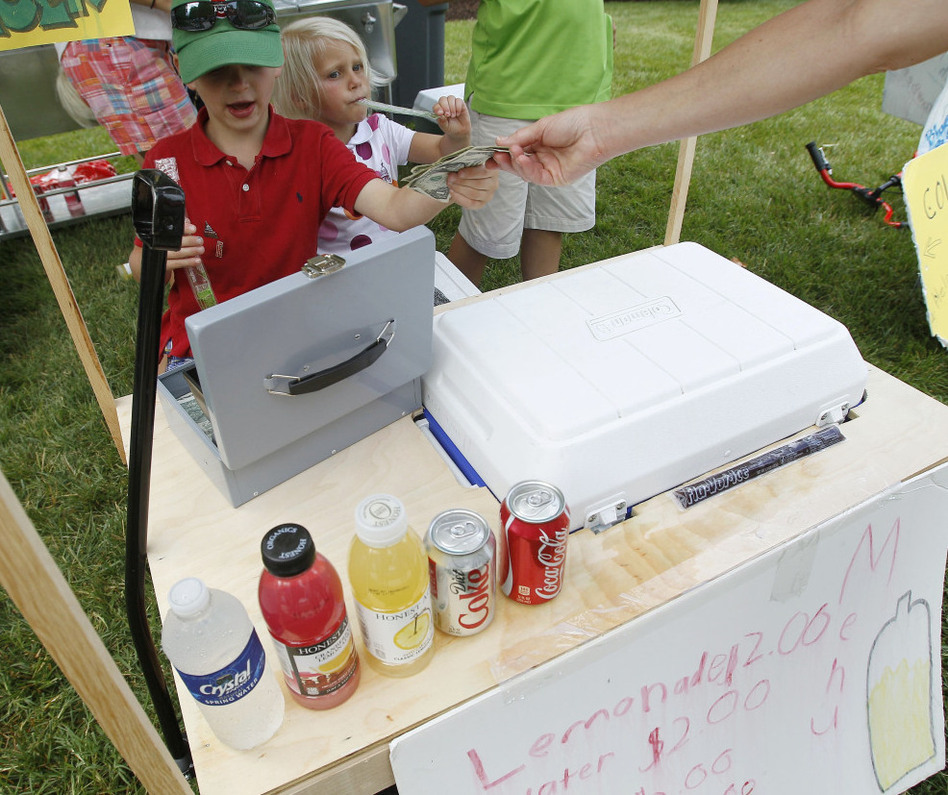 America's Attack On Lemonade Stands | WBUR News