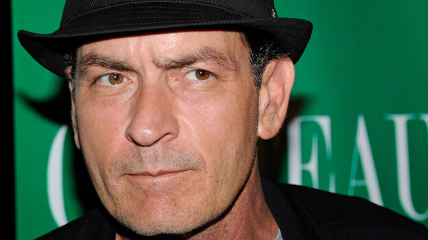 Actor Charlie Sheen, seen here in May, is preparing to shop around a new sitcom.