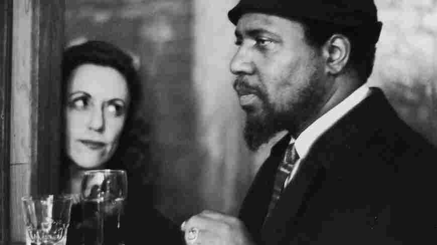 The baroness and Thelonious Monk