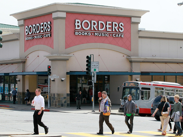 Borders Group Inc., the nation's second-largest bookstore chain, announced that it will liquidate the company.