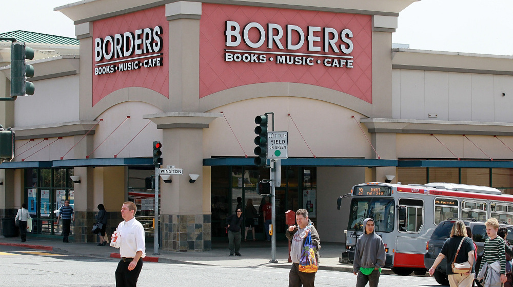 Why Borders Failed While Barnes Noble Survived Npr