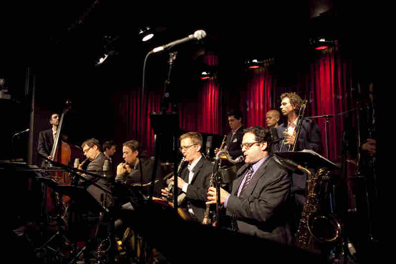 The Pedro Giraudo Jazz Orchestra.