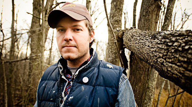 Michigan singer-songwriter Chris Bathgate performs on today's World Cafe.