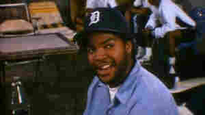 Ice Cube's first-ever acting role was as troublemaker Doughboy in Boyz N The Hood. Bob Mondello says the film portrayed a side of L.A. that mainstream Hollywood was too afraid to show.
