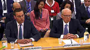 Does British Scandal Risk Murdoch's Hold On Empire?