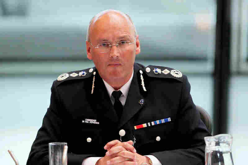 Paul Stephenson, former commissioner, London's Metropolitan Police Service: Stephenson resigned from the force — better known as Scotland Yard — on July 17. His judgment was being questioned following renewed inquiries about police bribery and his hiring of Neil Wallis, a deputy editor at News of the World, as an adviser to the department.