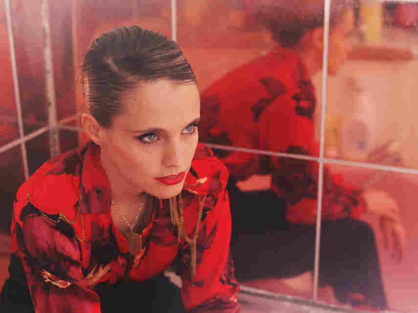 Anna Calvi is one of 12 artists nominated for this year's Mercury Prize.