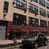 FBI agents seized computers from this building in Brooklyn and three others on Long Island on Tuesday.  The agency said it was part of a probe into the hacker group Anonymous.