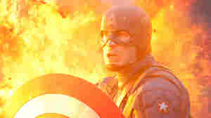 'Captain America': Speak Tersely, Carry A Big Shield