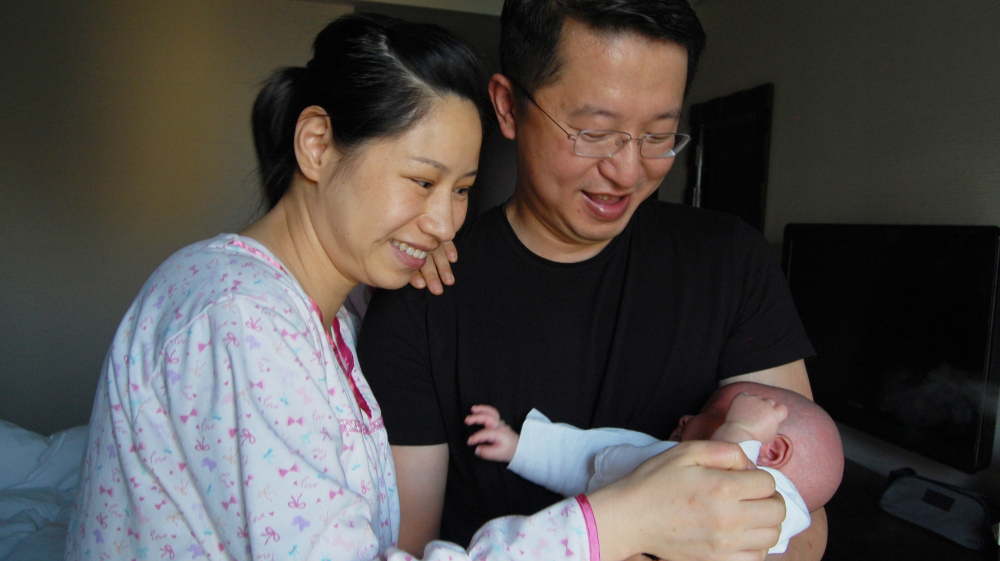 For Chinese Moms, Birth Means 30 Days In Pajamas  Npr-5618
