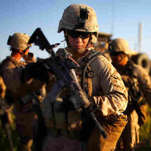 No More 'Wine And Roses' For Defense Spending