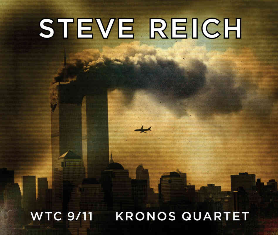 The image for Steve Reich's new album, released Sept. 6, has already sparked controversy.