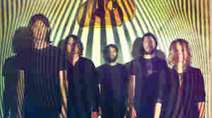 The Black Angels On World Cafe