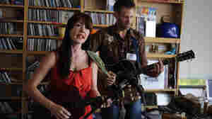 Amanda Shires: Tiny Desk Concert