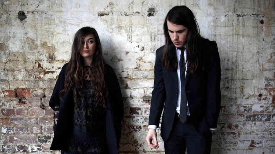 Cults perform live and talk about their new self-titled debut album on today's World Cafe.