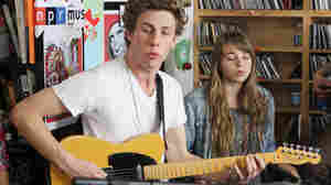 Givers: Tiny Desk Concert