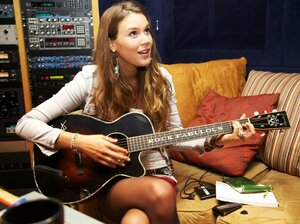 Joss Stone's new album, her first on her own label, is called LP1.