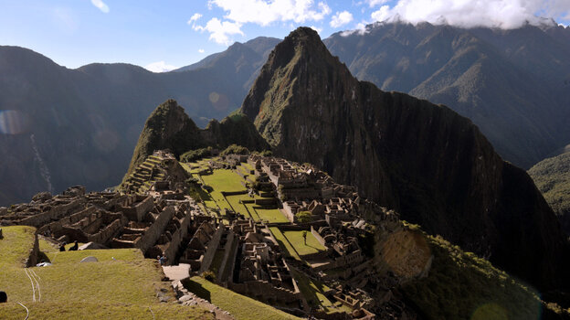 Nearly 250,000 tourists visit Machu Picchu each year. Though this year is the centennial of the site's discovery by Hiram Bingham, artifacts Bingham took from the site have recently been the source of controversy.