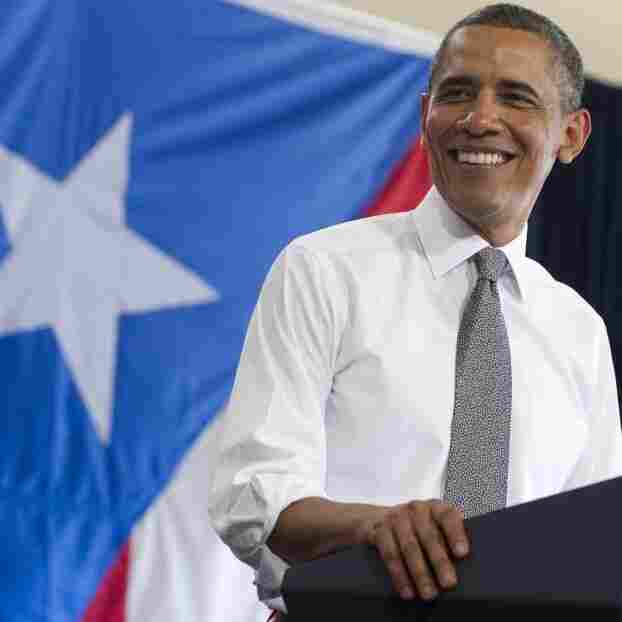 Obama Steps Up Effort To Win Latino Voters