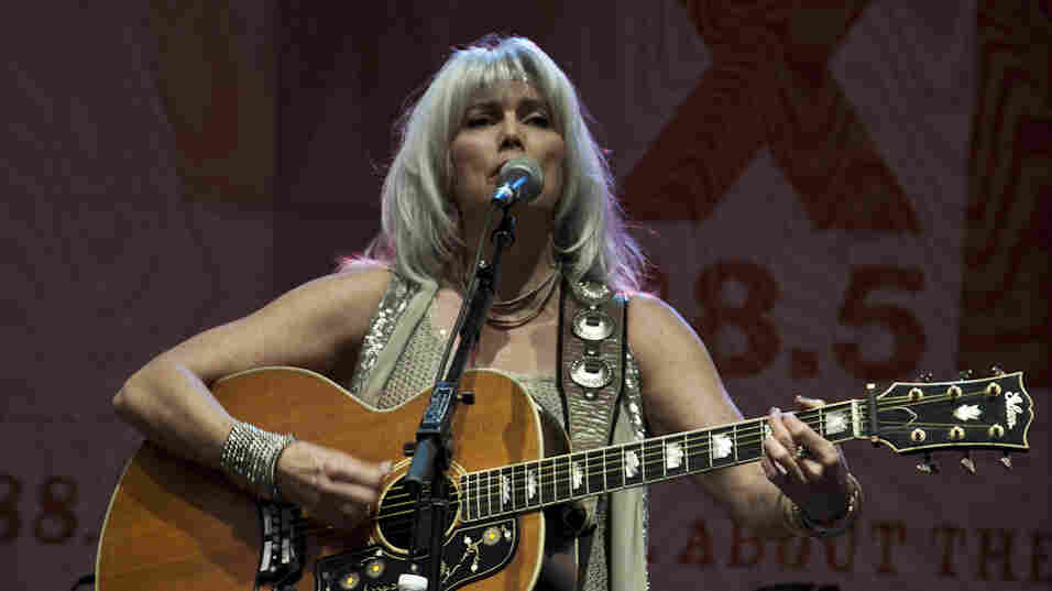 Emmylou Harris plays a show-closing performance at the XPoNential Festival.