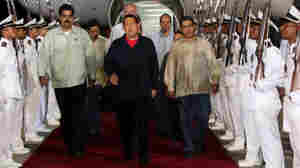 Venezuela's Chavez Vows To Run For Re-Election