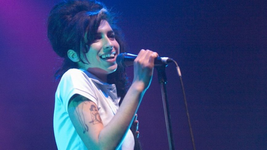 Remembering Retro-Soul Singer Amy Winehouse : The Record : NPR