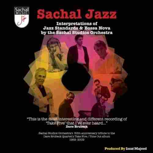 Sachal Jazz cover